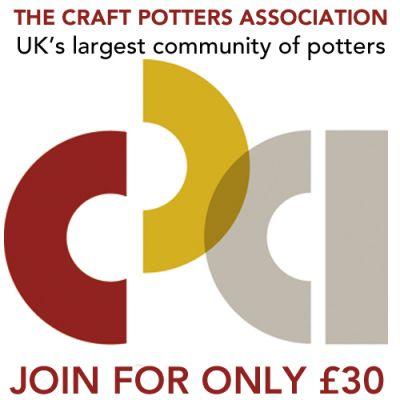 Craft Potters Association membership