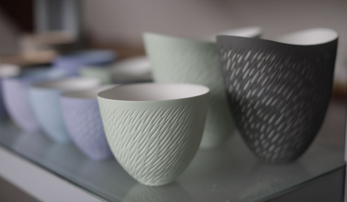 Sasha Wardell masterclass for Ceramic Review. Photo Layton Thompson