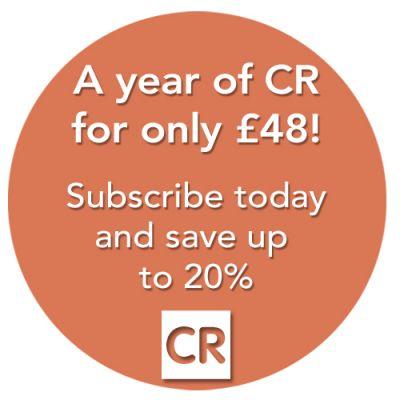 Ceramic Review magazine subscription