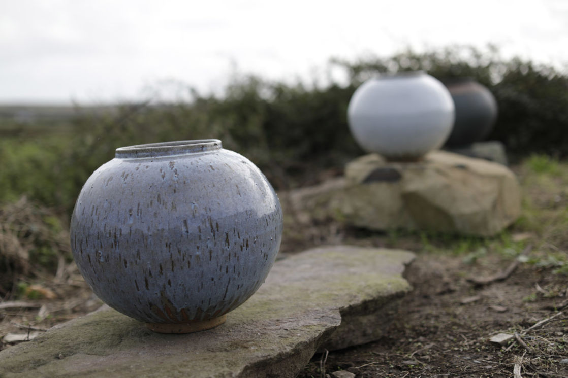 Adam Buick's Moon Jars
