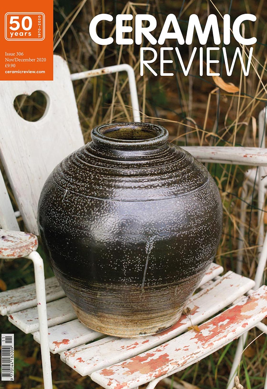 Issue 306 of Ceramic Review