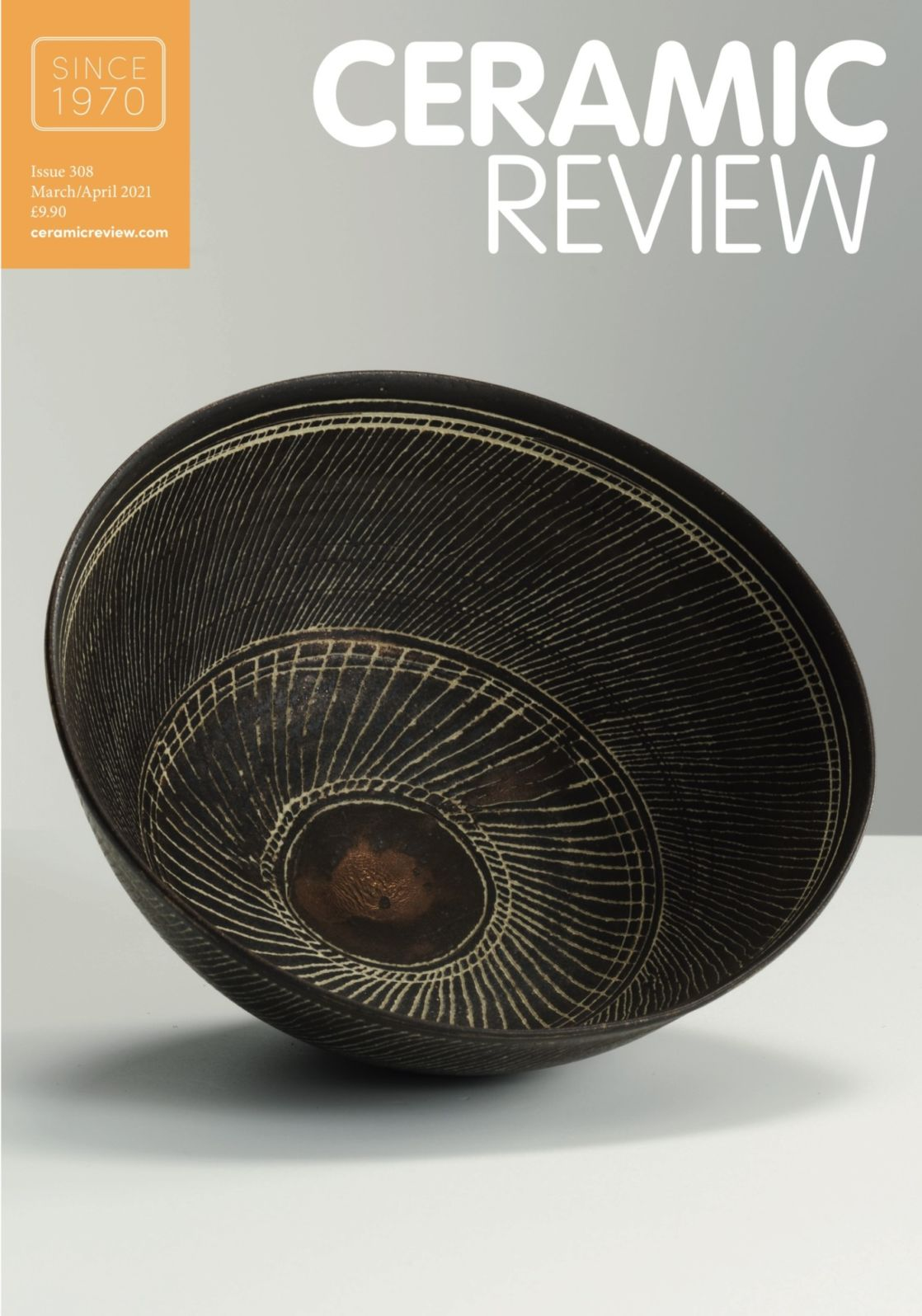 Issue 308 of Ceramic Review